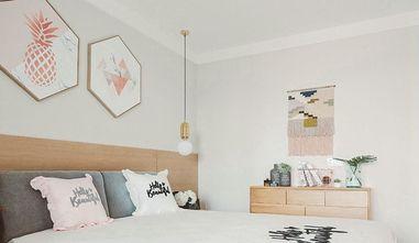 50平米公寓宜家风格卧室效果图