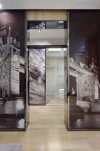 经济型90平米现代简约风格走廊设计图