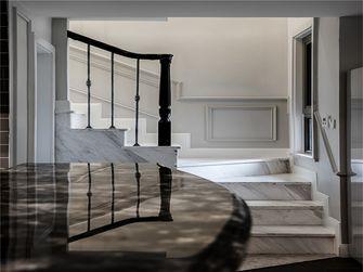 120平米四美式风格楼梯间设计图