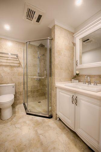 130平米欧式风格卫生间装修案例