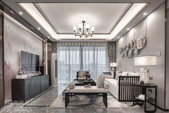 富裕型130平米三室一厅新古典风格客厅装修图片大全