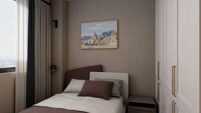 120平米三室一厅其他风格卧室装修案例