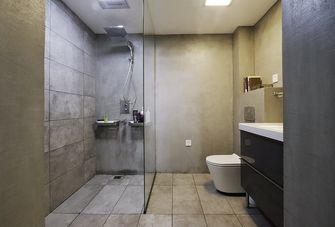 140平米一居室混搭风格卫生间装修图片大全