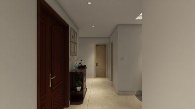 110平米三室两厅混搭风格玄关图片