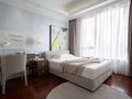 140平米四室两厅英伦风格儿童房装修案例