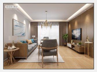 120平米四室一厅宜家风格客厅图片大全