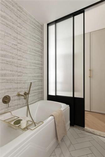 120平米三室两厅法式风格卫生间设计图