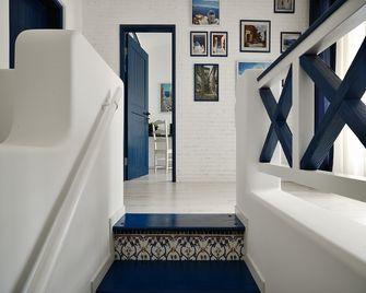 140平米复式地中海风格阁楼欣赏图