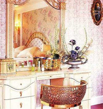 10-15万140平米三室两厅新古典风格梳妆台装修效果图
