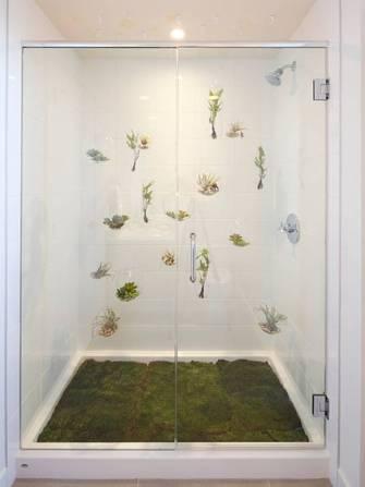 现代简约风格淋浴房图片大全