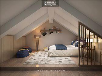 140平米别墅现代简约风格阁楼图片大全