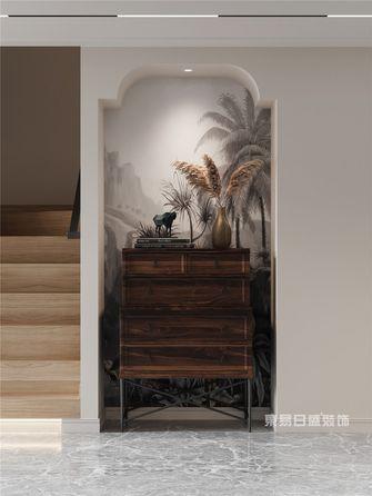 140平米四室两厅法式风格楼梯间装修案例