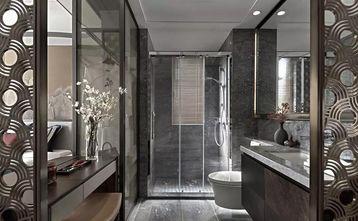 140平米四室四厅中式风格卫生间欣赏图