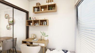90平米现代简约风格书房装修图片大全
