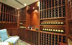 5-10万130平米三室两厅法式风格储藏室欣赏图