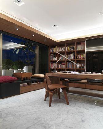 70平米北欧风格书房图片