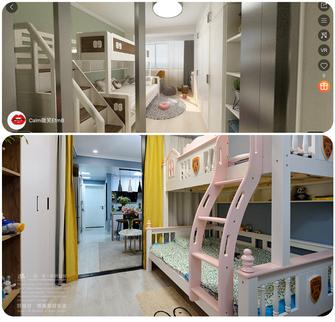 经济型30平米小户型北欧风格儿童房装修图片大全