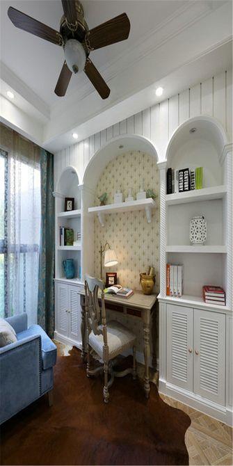 140平米地中海风格书房欣赏图