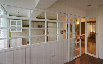 60平米一室一厅现代简约风格储藏室设计图