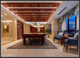 140平米别墅美式风格健身室图片大全