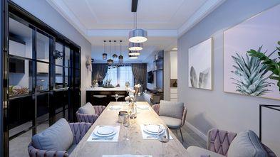130平米四室两厅混搭风格餐厅装修案例