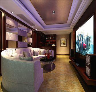 140平米别墅其他风格影音室图片大全