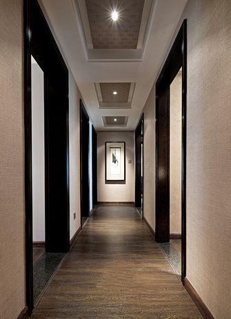20万以上140平米四室两厅中式风格走廊效果图