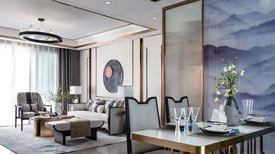 120平米四中式风格餐厅图片大全