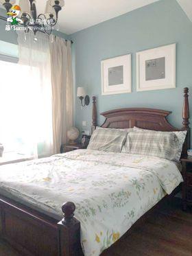 90平米混搭風格臥室裝修案例