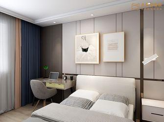 70平米混搭风格卧室欣赏图