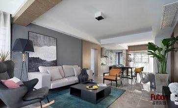 90平米三室两厅宜家风格客厅欣赏图