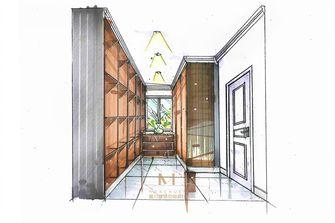 20万以上140平米四室两厅欧式风格储藏室欣赏图