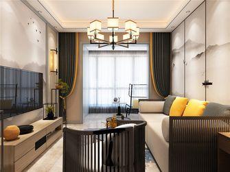 90平米新古典风格客厅装修图片大全