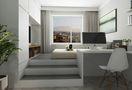 140平米三室两厅北欧风格阳光房图片大全