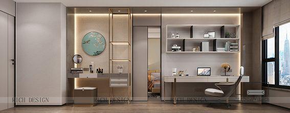 140平米四室一厅现代简约风格梳妆台欣赏图