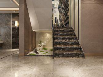 140平米复式其他风格楼梯间图