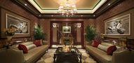 20万以上140平米四室三厅新古典风格阳光房欣赏图