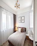 经济型90平米现代简约风格卧室图片大全