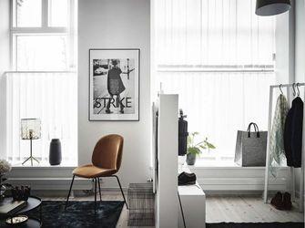 60平米一室两厅宜家风格客厅欣赏图