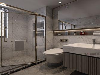 豪华型140平米四室四厅现代简约风格卫生间图片