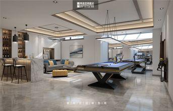 140平米别墅日式风格健身室图片大全