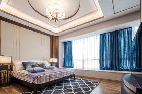 140平米四室兩廳中式風格臥室裝修效果圖