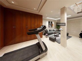 140平米复式中式风格健身室效果图