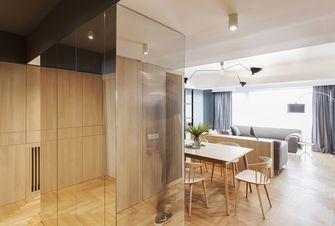 130平米三室两厅日式风格走廊图