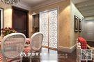 经济型90平米三室两厅田园风格餐厅家具效果图
