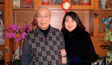 与中国整形之父张涤生交流学习