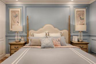 130平米欧式风格卧室装修案例
