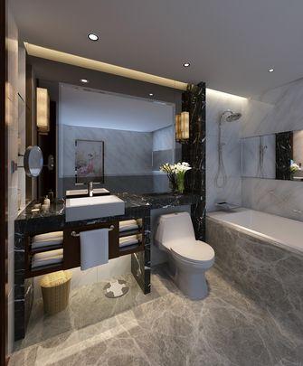 豪华型110平米三现代简约风格卫生间设计图