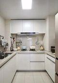 80平米三美式风格厨房装修案例