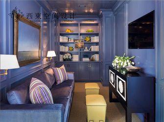 20万以上140平米别墅现代简约风格书房装修效果图